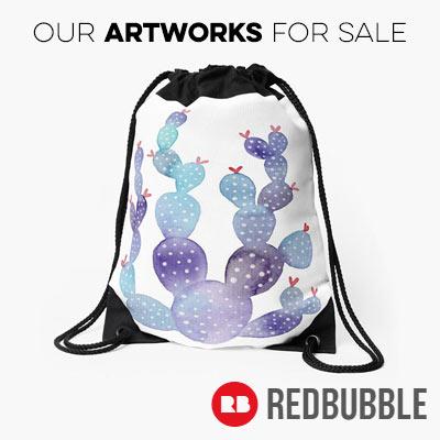 416 Studio's RedBubble store