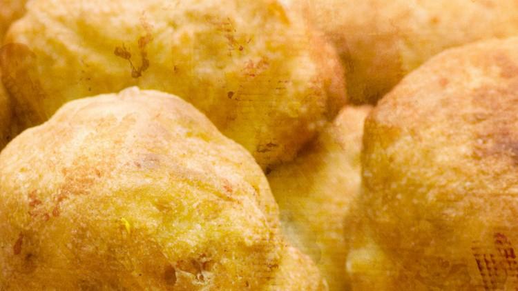 Tuna Bakes – Fried Dumplings from Dominica