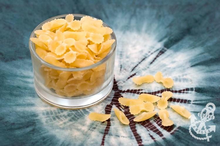 mini farafalle pasta