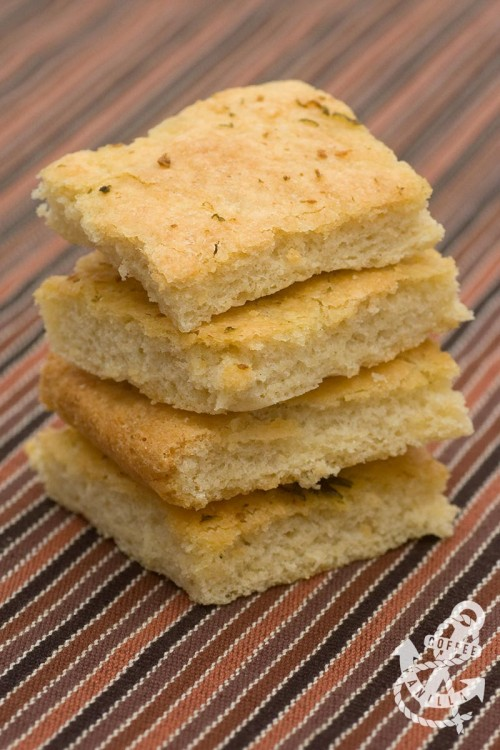 semolina bread recipe inspired by Jamie Oliver