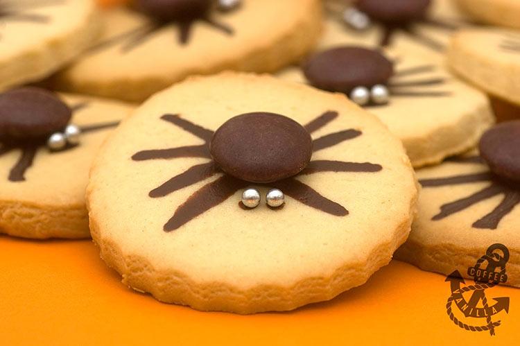 spooky cookies recipe