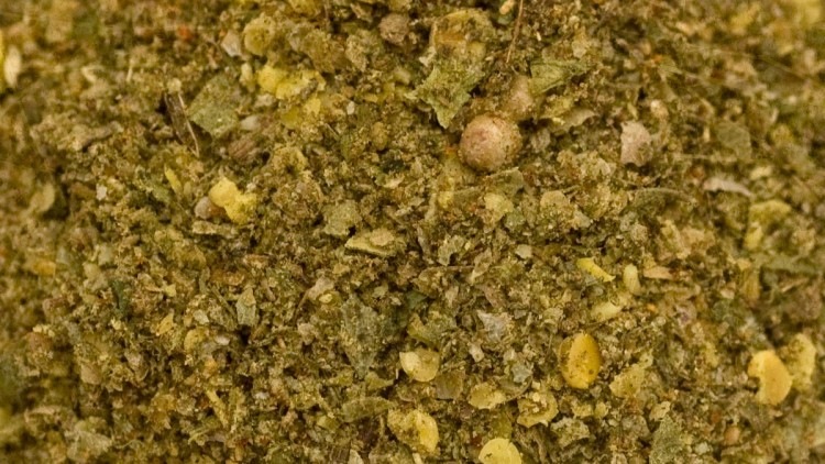 Home-made Herbal Pepper Mix
