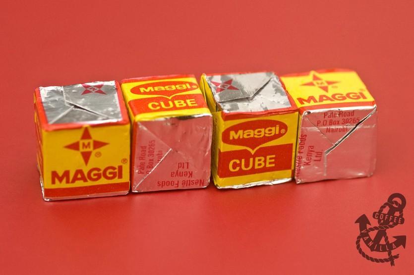 Maggi stock cubes from Kenya Nigeria