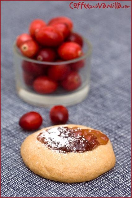 ... thumbprint cookies mandarin cranberry thumbprint cookies recipes