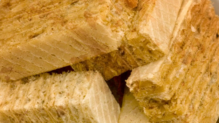 Grandma Nina's Pischinger – Traditional Polish Wafer Dessert