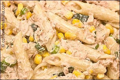 quick tuna pasta salad recipe