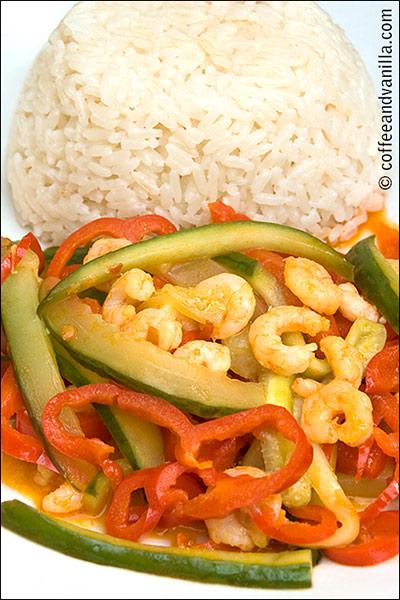 simple yet very delicious prawn dish recipe