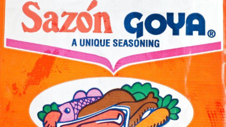 Sazón by Goya
