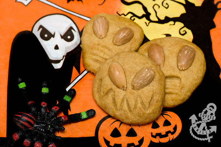 easy Halloween cookies for kids recipe