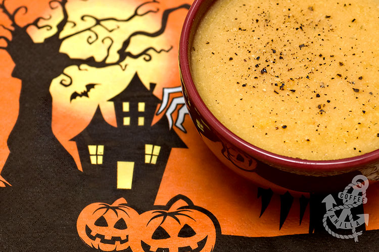 Halloween pumpkin recipe