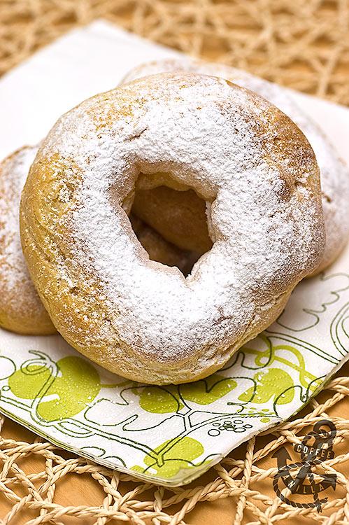 Polish baked donuts recipe