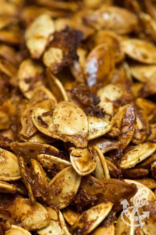 simple delicious homemade pumpkin seeds