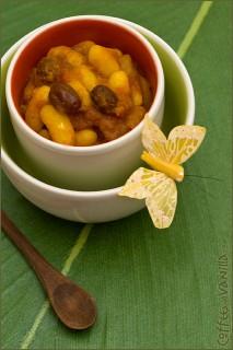 curry-beans-mango-raisins