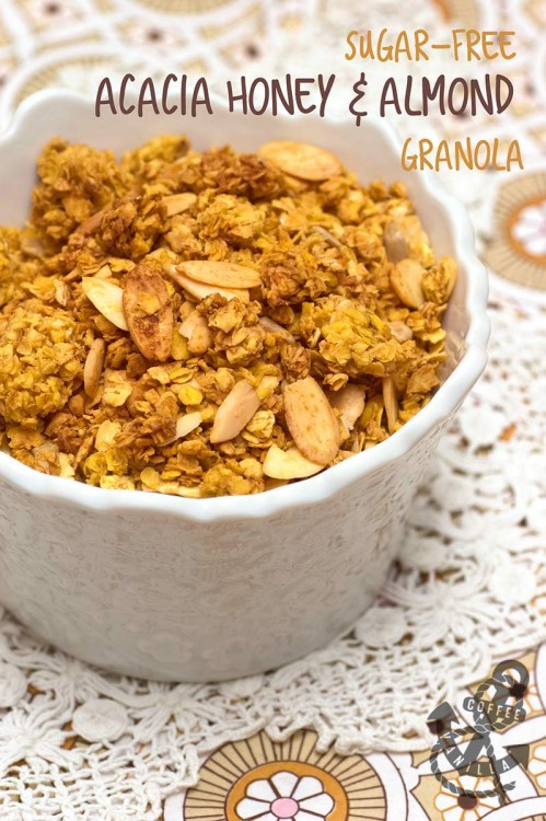 sugar free granola recipe