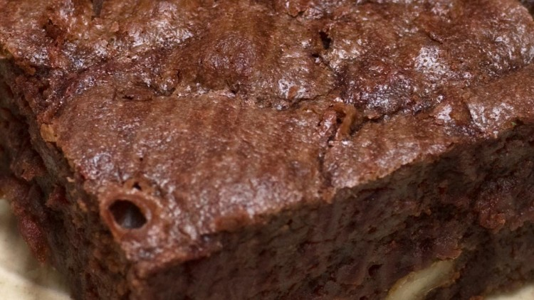Decadent Red Velvet Brownies with Walnuts
