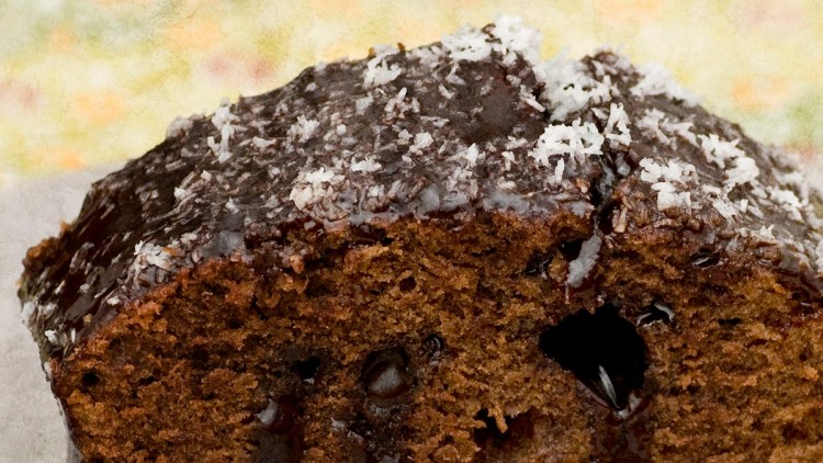 Traditional Polish Chocolate Cake