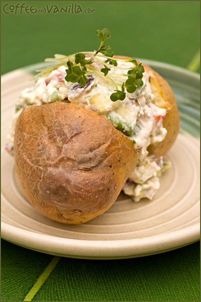 baked potato cooking instructions