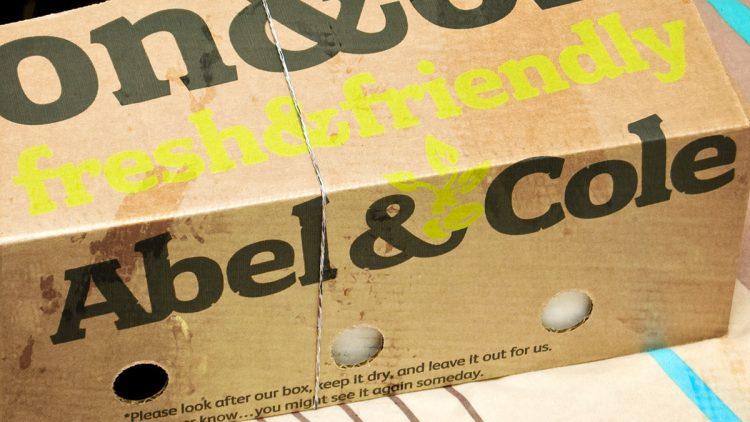 Abel & Cole Summer Range – Brown Cornish Crab Spread & Italian Antipasto Misto