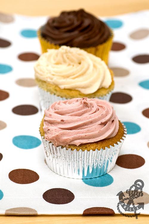 Abel & Cole organic cupcakes fairy cakes