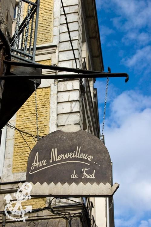lille france points of interest Aux Merveilleux de Fred