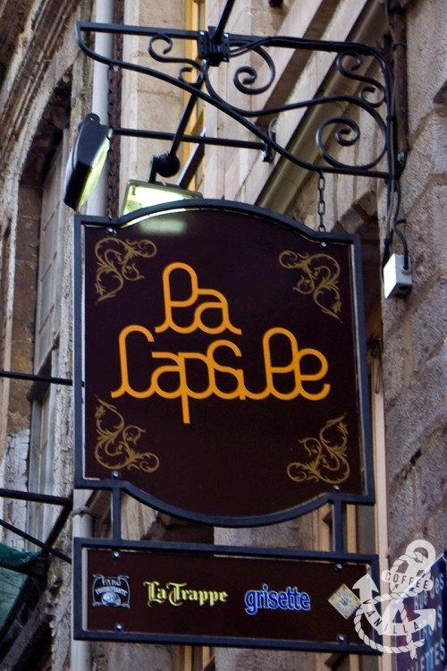 best short break destinations La Capsule pub Lille France