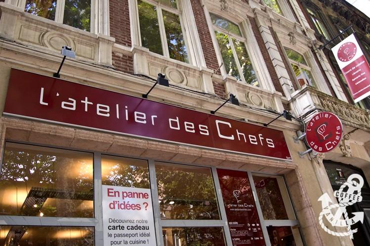 london to lille europe L'atelier des Chefs