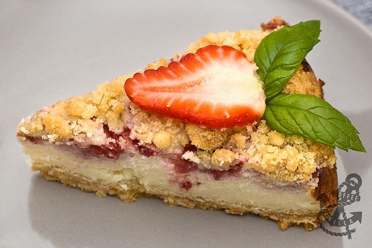 strawberry cheesecake recipe Polish style
