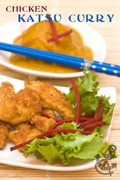 easy chicken katsu curry recipe to make at home