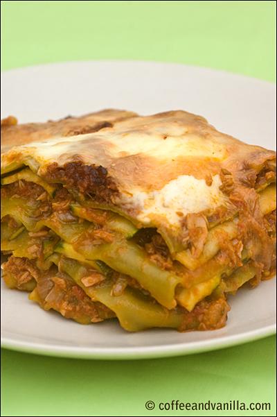 fish lasagne recipe