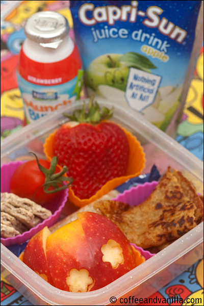 packed lunch for children