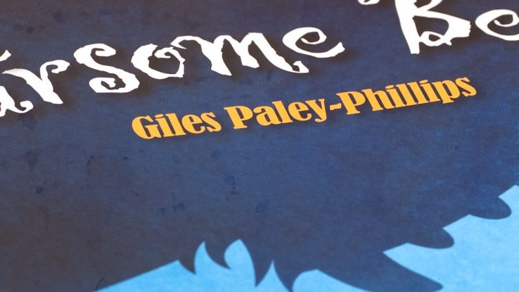 The Fearsome Beastie by Giles Paley-Phillips – Children's Book Review