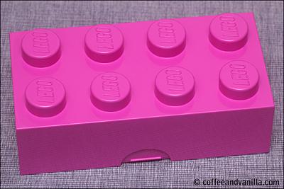 Lego lunch box