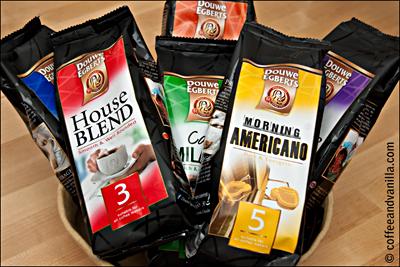 Cafe Milano Morning Americano ground coffee