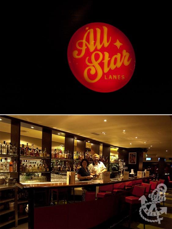 bowling bar restaurant london stratford westfield