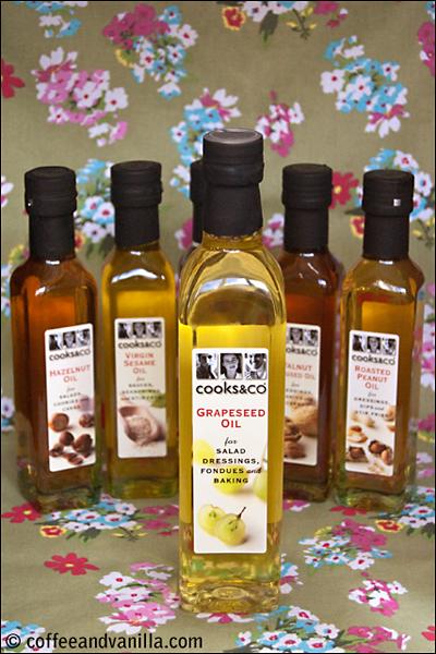 Cooks&Co oils