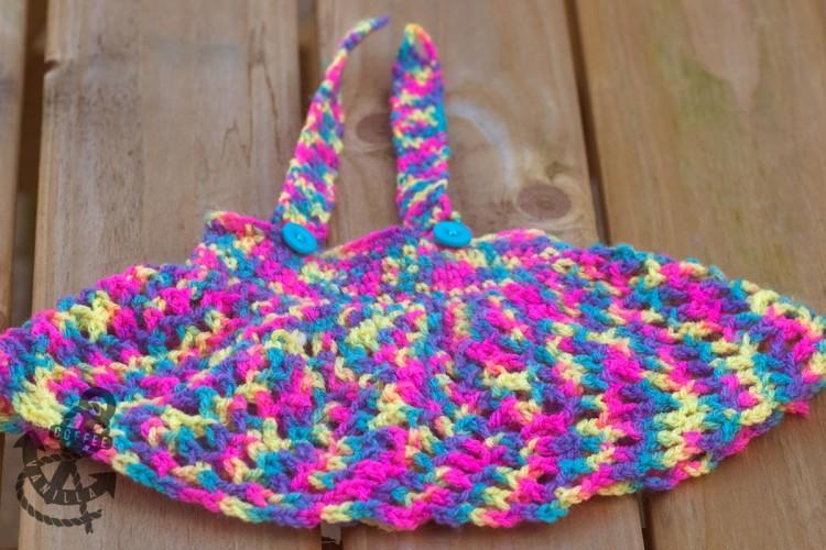 crochet dolls dress free pattern