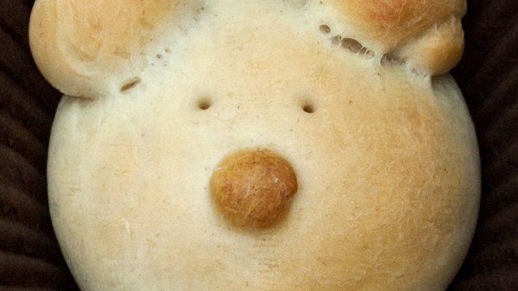 Yeast Teddy Bear Buns