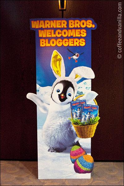 Warner Brothers Warner Bros London Bloggers Day