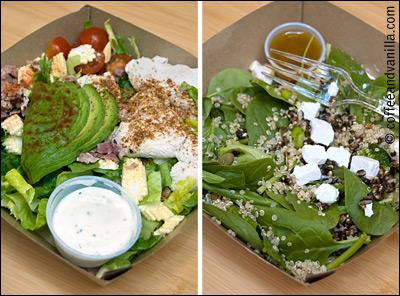 NY:LON Cobb Salad
