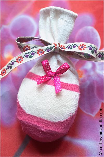 spare sock craft ideas