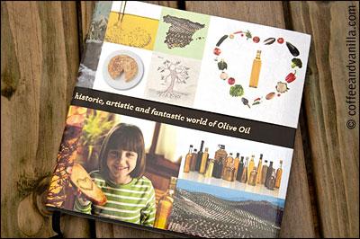 olive oil book European Union EU Spain