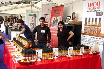 Peruvian chilli sauces