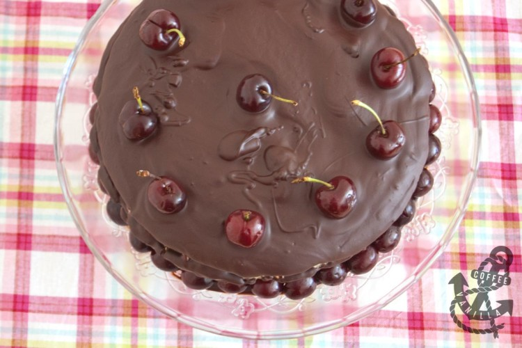 cherry liquor cake recipe