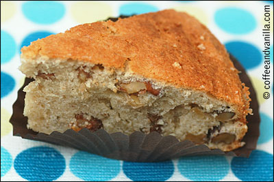 walnut keks Polish fruit cake recipe