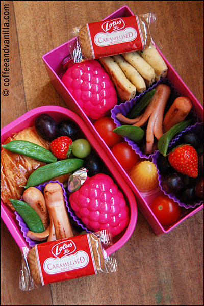 pink girly lunchboxes