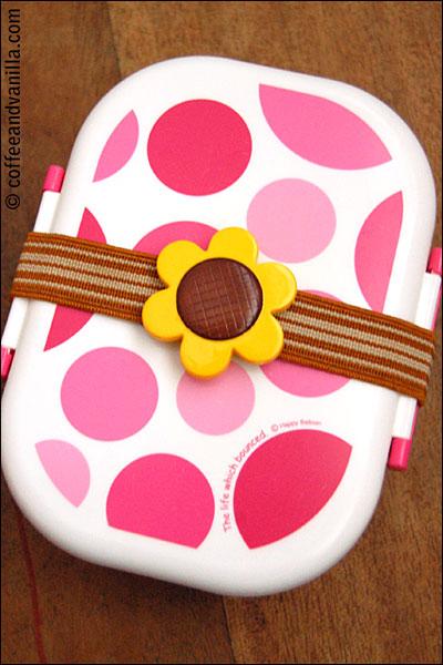 sunflower lunchbox band
