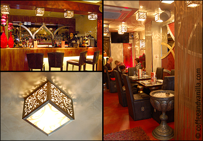 Lebanese Moroccan Middle Eastern cuisine