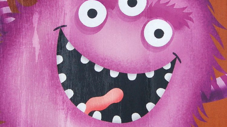 Tamara Small and The Monsters' Ball by Giles Paley-Phillips – Children's Book Review