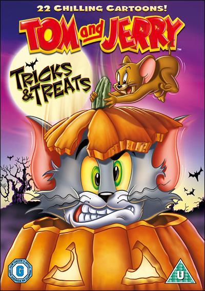 Halloween Tom & Jerry cartoons