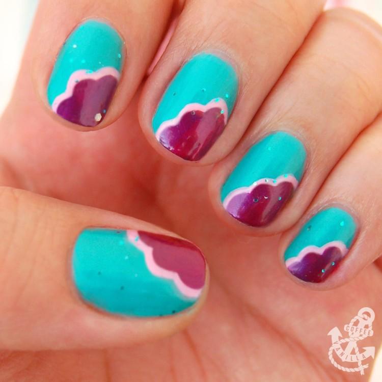 Japanese pattern nails
